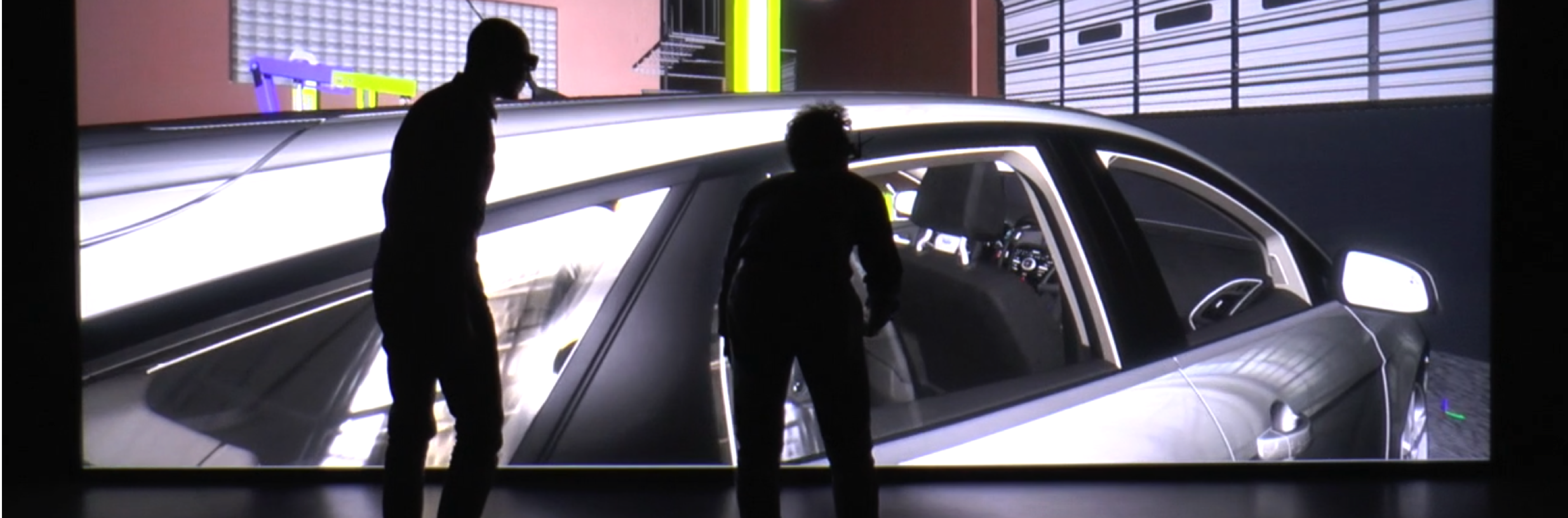 XiLab is an advanced simulation laboratory using VR and AR for UX design