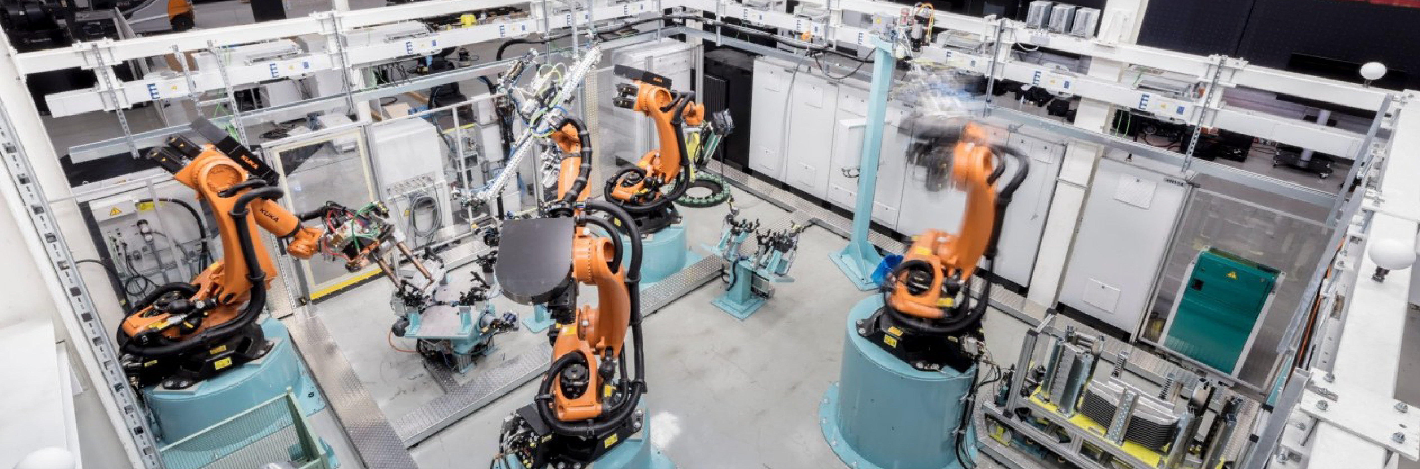 XiLab provides high-level design and engineering methods for Industry 4.0 and intelligent manufacturing