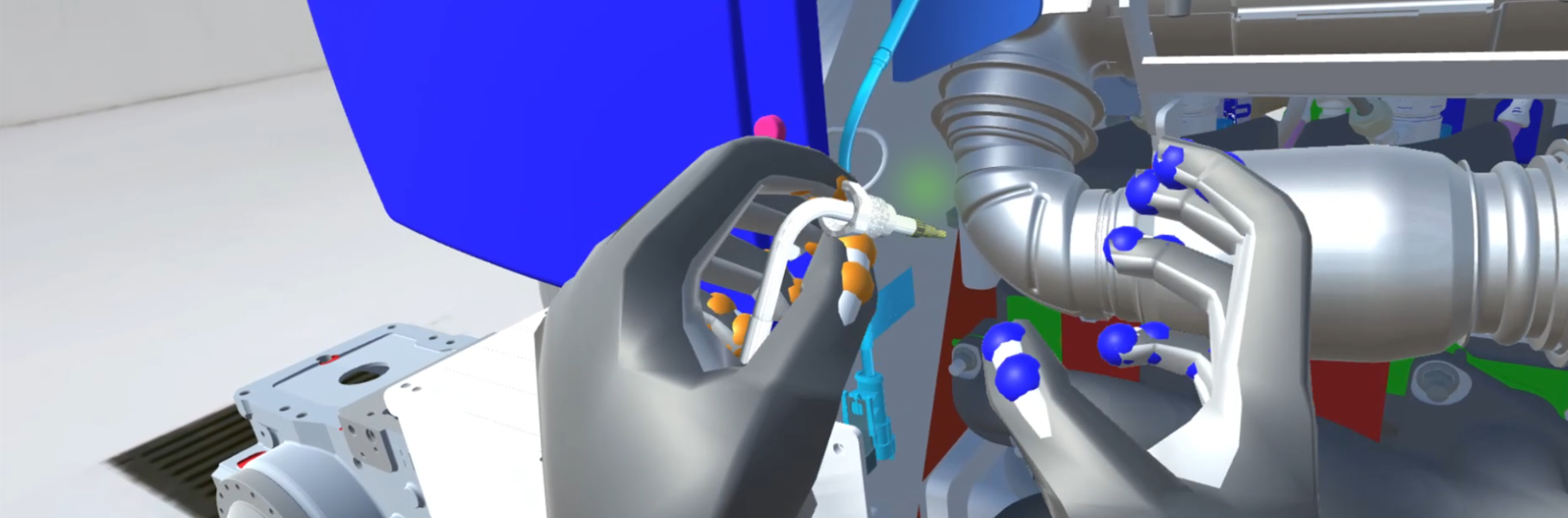 XiLab designs and develops Virtual Assembly and Virtual Training applications to improve the process quality